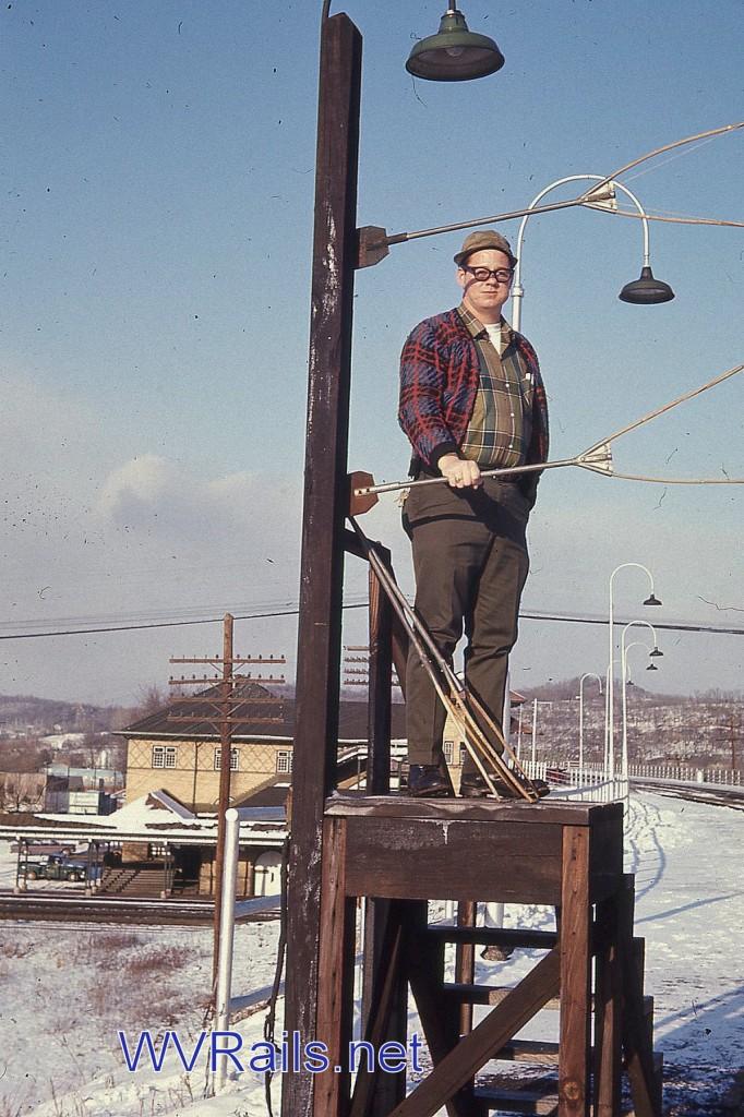 Kenova, WV Feb 1968  KX Operator