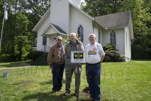 James Kincaid, John Frazier, and Doug Bess